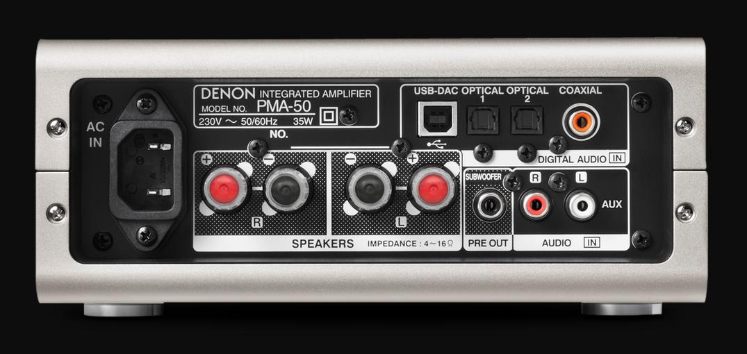 denon pma 50 dcd50 potters home digital e store